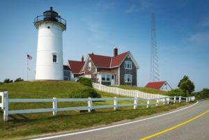 9782454 - nobska lighthouse in woodshole, massachusetts